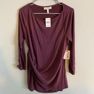 NWT Jessica Simpson Maternity and Nursing Blouse